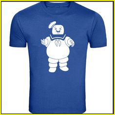 Ghostbusters Inspired Staypuft T-Shirt Original Design Professional