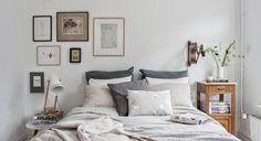 Ideas para que un dormitorio pequeño parezca más grande