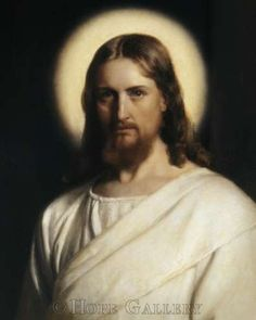 One of my favorite paintings of Christ. Carl Bloch