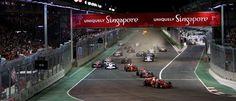 Singapore F1 Grand Prix #F1 #Singapore #OnlySingapore