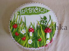 Zatvorte kliknutím Beautiful Cakes, Amazing Cakes, Grandma Cake, Woodland Cake, Garden Picnic, Blue Cakes, Fondant Cakes, Custom Cakes, Party Cakes