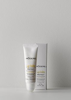 Lip Balm | The gentle formula behind our Modere Lip Balm makes for a soft,comfortable shield between your lips and the elements. Shea butter, coconutoil and avocado oil fortify and protect.