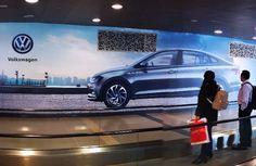 Maximizamos el área del impacto visual publicitario en el Aeropuerto El Dorado en Bogotá. Estos nuevos cambios obedecen al esfuerzo que se esta adelantando en Efectimedios para incrementar la efectividad de los mensajes publicitarios en las zonas con gran afluencia de viajeros. St Andrews, Airports, Cartagena, Transportation