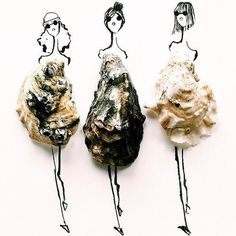 Meet the fashion illustrator behind these gorgeous sketches – her Instagram is beyond adorable!