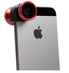 gift idea for the techy of the family: Olloclip 4-in-1 Lens for iPhone