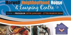 Morwell Neighbourhood House 2016 Term 1 Program - http://morwellnh.org.au/morwell-neighbourhood-house-2016-term-1-program/ #GippsNews