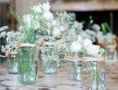 25 perfect finishing touches for your dream winter wedding - white flowers