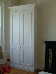 Victorian style frame & panel doors with a recessed panel and ogee panel mouldings