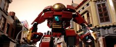 'Age of Ultron' trailer gets an epic stop-motion LEGO remake