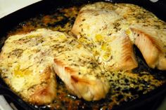 parmesan yogurt tilapia baked....a nice twist on tilapia. Crusted Tilapia, Baked Tilapia, Baked Fish, Tilapia Recipes, Fish Recipes, Seafood Recipes, Healthy Tilapia, Italian Seasoning Mixes, Parmesan Tilapia