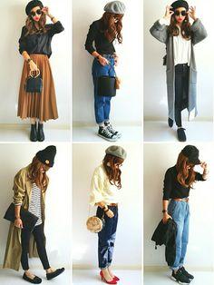 Women S Fashion Dresses Product Hijab Fashion, Korean Fashion, Girl Fashion, Fashion Outfits, Womens Fashion, Fashion Trends, Japan Outfits, Mode Outfits, Casual Outfits
