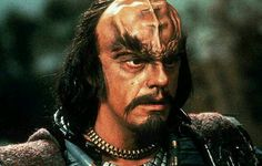 Christopher Lloyd as Kruge in Star Trek III, The Search for Spock.