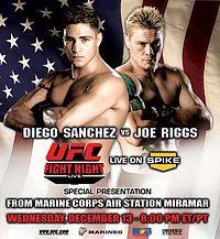 UFC Fight Night: 7.