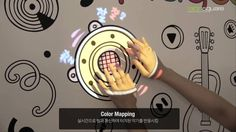 Playdodo is a music playing wall and was made with conductive paint. Touch the wall and let's get the party stared!