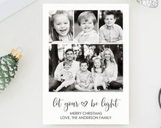 Invitations and announcements for stylish people. by brownpaperstudios Merry Christmas Love, Christmas Photo Cards, New Year Greeting Cards, New Year Greetings, Announcement, Etsy Seller, Invitations, Stylish, Creative