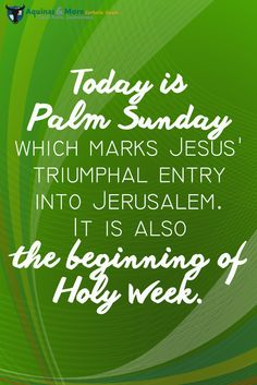 Holy Week and Easter at Transfiguration – Episcopal Church of the ...