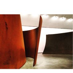 The Matter of Time. Richard Serra. Guggenheim Museum Bilbao.