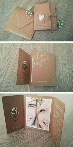 Wedding invitations  Invitaciones para tu boda