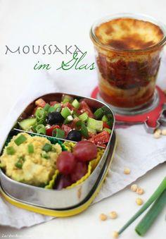 MittwochsBox #36: Vegetarisches Moussaka, Fáva und griechischer Bauernsalat...