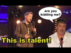 America's Got Talent Videos, Talent Show, The World Song, World Music, Cool Music Videos, Great Videos, Singing Auditions, Karma, Kids Talent