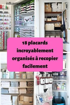 Discover recipes, home ideas, style inspiration and other ideas to try. Kitchen Organization, Organization Hacks, Organizar Closet, Tidy Up, Organizing Your Home, Kitchen Hacks, Kitchen Decor, Home Hacks, Declutter