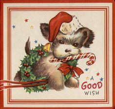 A good wish christmas card
