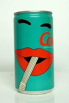 Coke! Vintage coke!