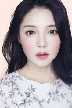 Meme Box - 박혜민 포니 - Park Hye Min Ulzzang - Korean makeup artist - Pony beauty diary.