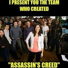 Thank you for everything -GDM #assassinscreed #assassins #assassin #ac #assassinscreeed2 #assassinscreedbrotherhood #assassinscreedrevelations #assassinscreed3 #assassinscreedblackflag #assassinscreedrogue #assassinscreedunity #assassinscreedsyndicate #altairibnlaahad #ezioauditore #connorkenway #edwardkenway #arnodorian #jacobfrye #eviefrye #GeekVerse