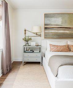 Upstairs Bedroom, Home Bedroom, Bedroom Decor, Casual Bedroom, Bedroom Ideas, Bedroom Lighting, Master Bedrooms, Bedroom Inspo, Modern Bedroom