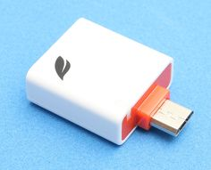 Leef Access microSD card reader for Android review