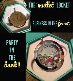 Make something as unique and fun as YOU!  With Origami Owl Living Lockets.  #origamiowl