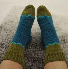 Käsistä karannut: Vaihteeksi sukkia