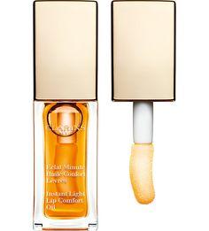 CLARINS - Instant Light Comfort Lip Oil | Selfridges.com