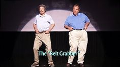 jimmy fallon and chris christie dance off - YouTube