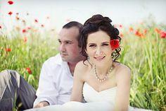 #poppy #poppy field #wedding  image by Maria Hedengren