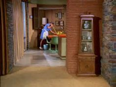 The Brady Dining Room | The Brady Bunch | September 1969 U2013 March 1974 Part 38