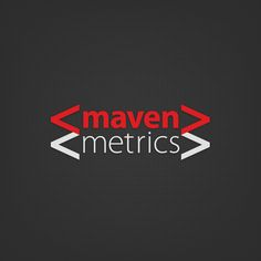 Identity for Maven Metrics, a firm specialising in SEO.
