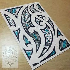 Polynesian Designs, Polynesian Art, Maori Tattoo Designs, Maori Tattoos, Tatoos, Tribal Drawings, Ink Drawings, Tattoo Fundo Do Mar, Island Tattoo