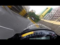 Crazy Macau street race
