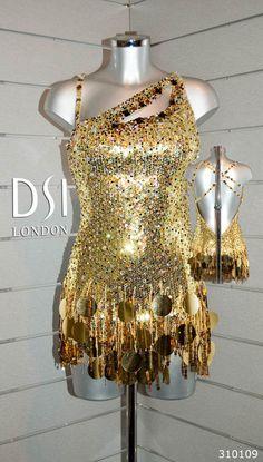 DSI Latin Ballroom Dress