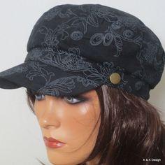 WEICHE DAMEN WINTER SCHIRMMÜTZE/BALLONMÜTZE  schwarz grau   MUST HAVE Bucket Hat, Hats, Winter, Fashion, Gray, Black, Autumn, Kleding, Women's
