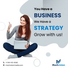 If you don't have a plan, you may become a part of someone else's plan. So, partner with the experts at #MachvisionMedia, and start strategizing your business outcomes. Allow us to complement your brand. Call us today at +1 516-513-4548 for a free consultation! For more info visit: machvisionmedia.com #seo #digitalmarketing #marketing #socialmediamarketing #socialmedia #webdesign #branding #business #onlinemarketing #marketingdigital #websiteranking #searchengineoptimization Content Marketing, Social Media Marketing, Online Marketing, Marketing Opportunities, Website Ranking, Reputation Management, Web Design Services, Digital Strategy, Digital Marketing Services