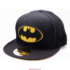 Czapka Batman z daszkiem