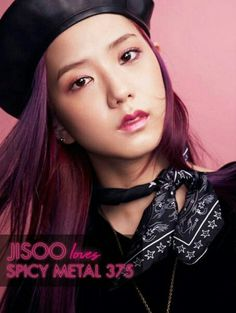 Jisoo • Blackpink  Rouge Dior Liquid