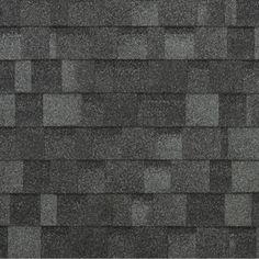Ultra High Profile Charcoal Grey Cap Roof Shingle