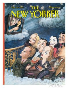 The New Yorker, Marzo, 1993