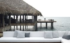 Dinning in style  at Song Saa Private Island