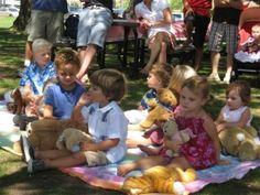 story time 300x225 5 Great Birthday Party Ideas