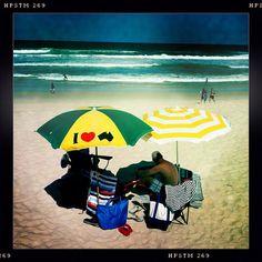"""""""I love Australia, Main Beach"""" Our World, Beach Mat, Maine, Outdoor Blanket, Australia, My Love, Outdoor Decor, Photos, Photography"""